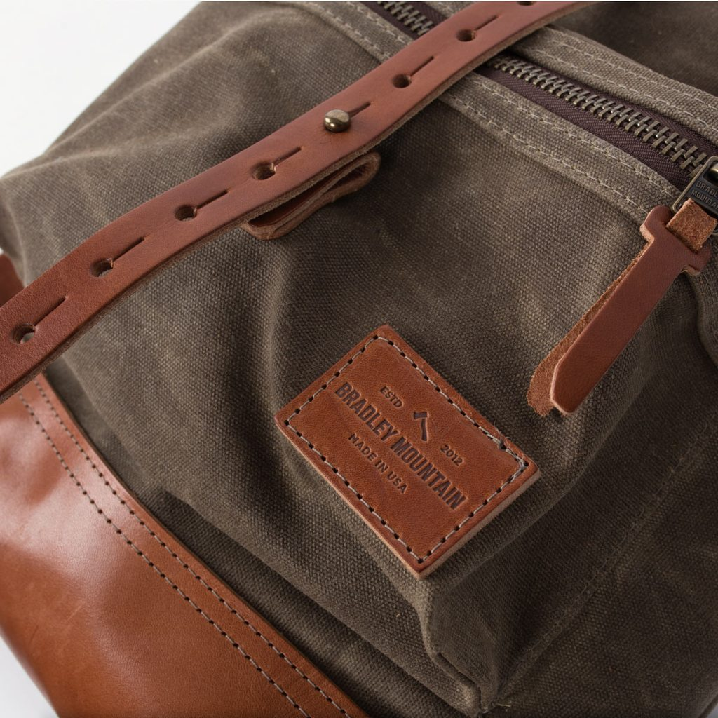 Bradley Mountain: Handcrafted Bags With Timeless Appeal