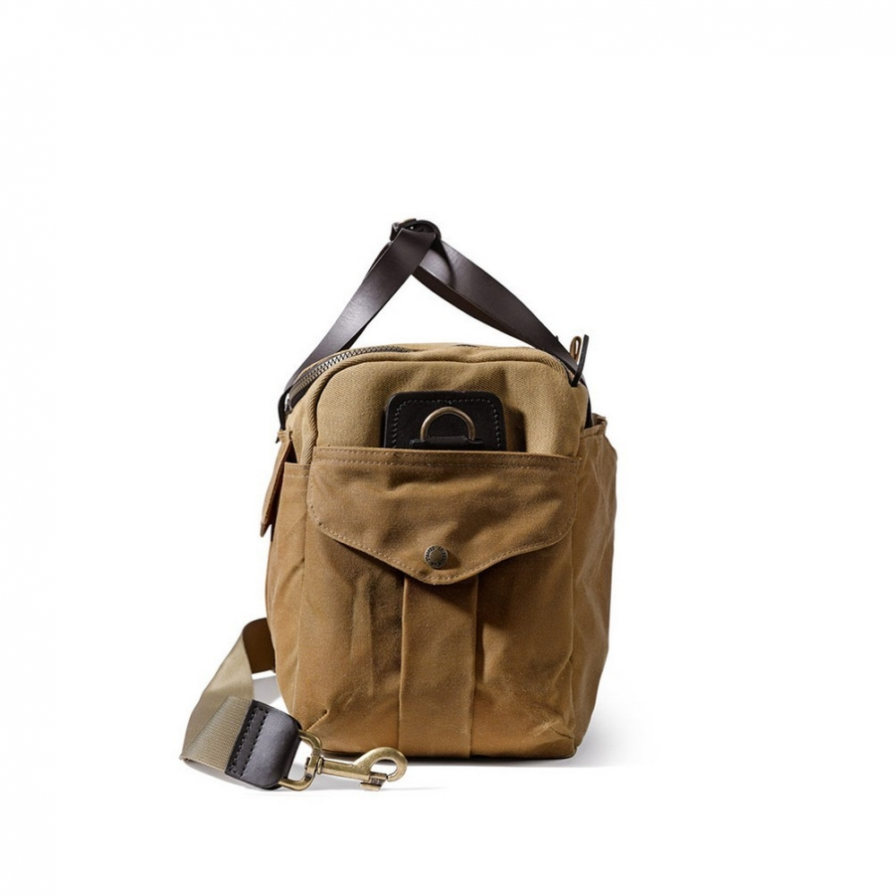 Check Out This Filson Camera Bag For Some Rugged Style