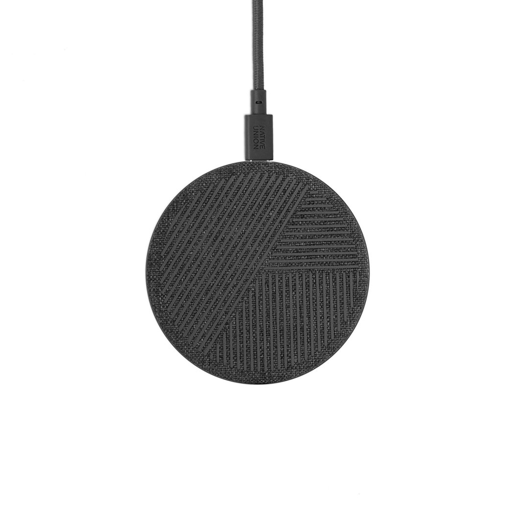Native Union Drop: Qi-Enabled Wireless Charger With Style