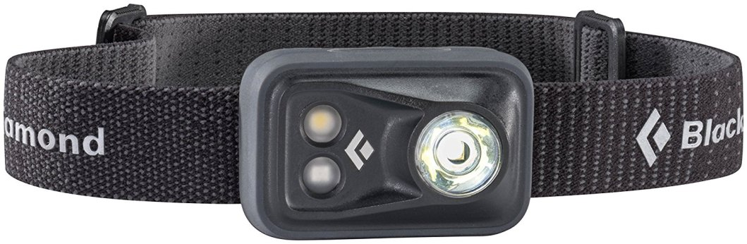 Black Diamond Cosmo: Trusty, Waterproof LED Headlamp