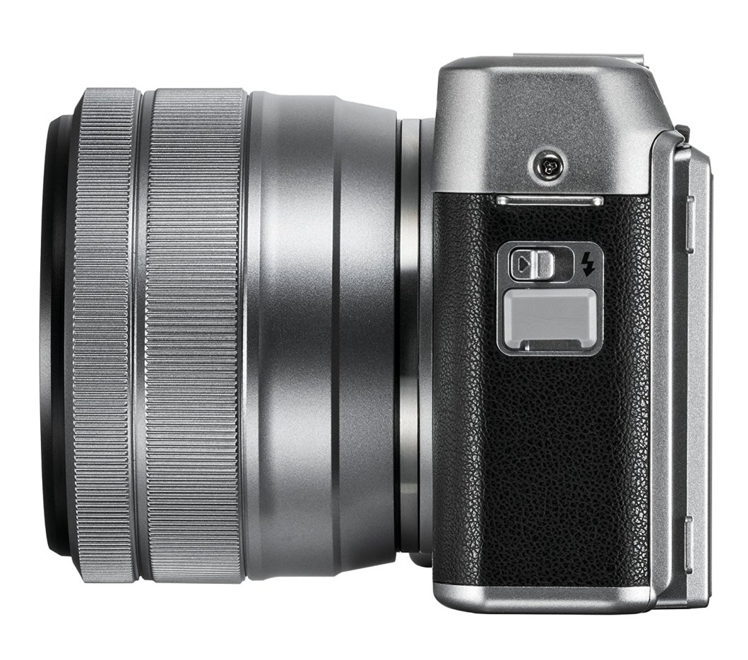 Fujifilm X-A5: Budget Camera Combines Best of Point-And-Shoot and Mirrorless