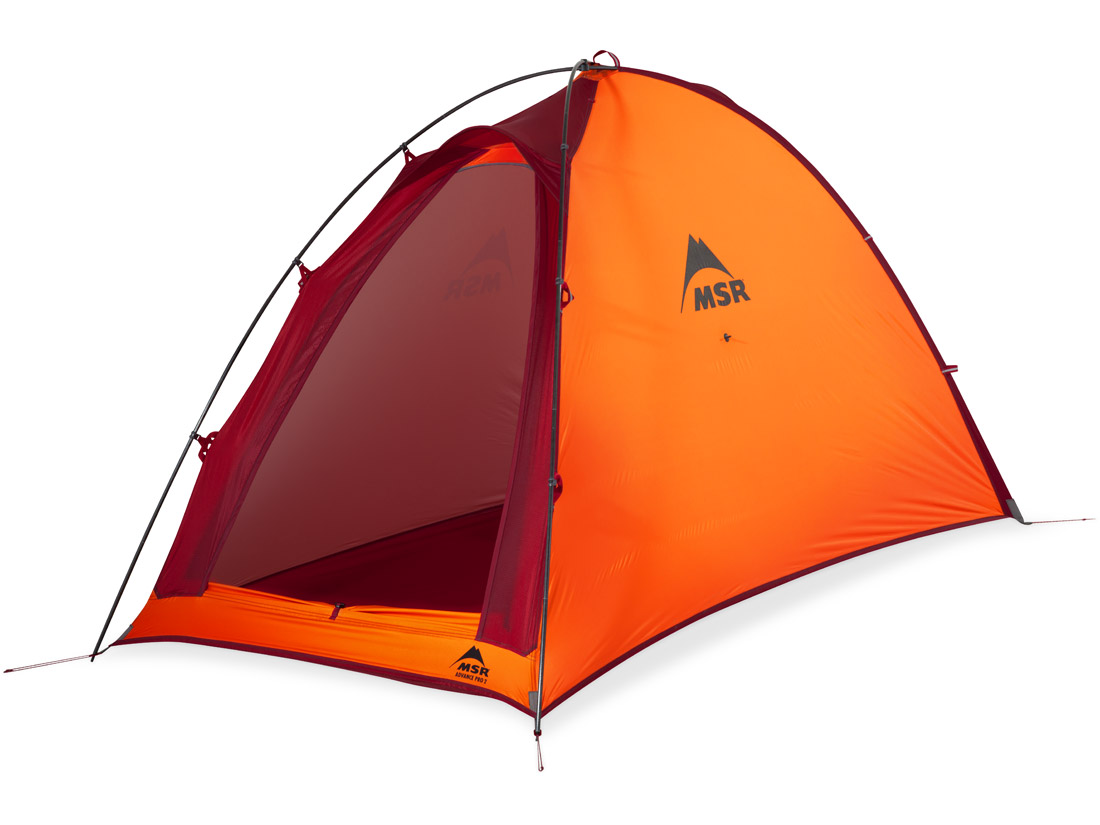 Msr Advance Pro 2 Ultra-Good Ultralight Tent For Alpine Conditions  sc 1 st  Gear For Life & MSR Advance Pro 2: Ultra-Good Ultralight Tent For Alpine Conditions