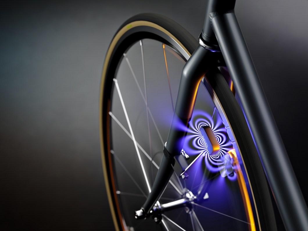 Find Ilumination with Arara Battery-Free Bike Lights