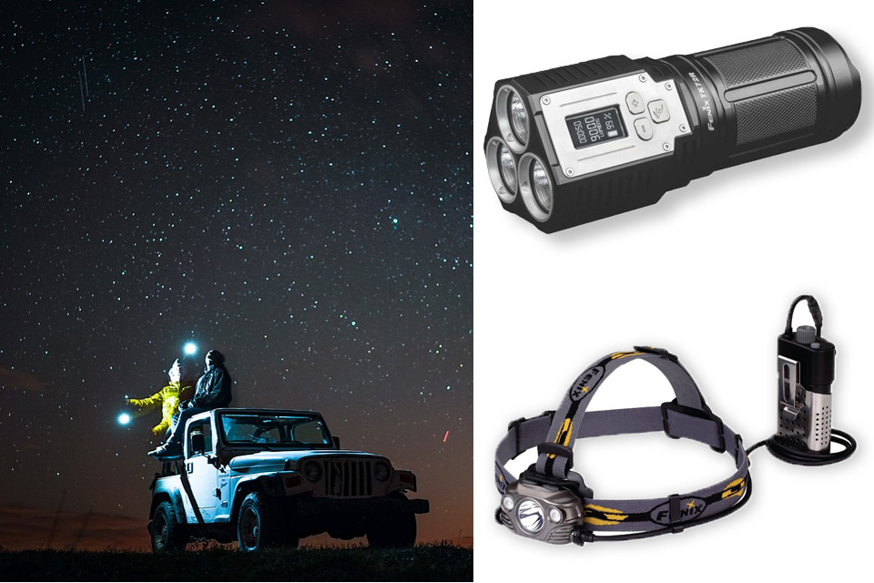 Best Fenix Flashlights