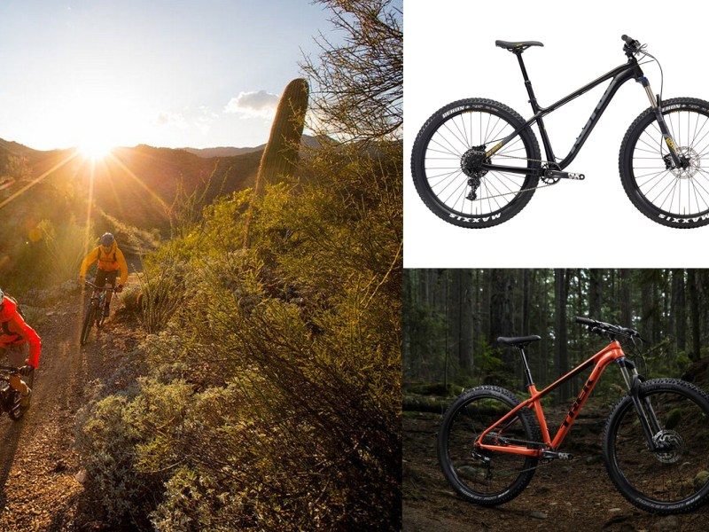 Best Hardtail Mountain Bikes for 2018