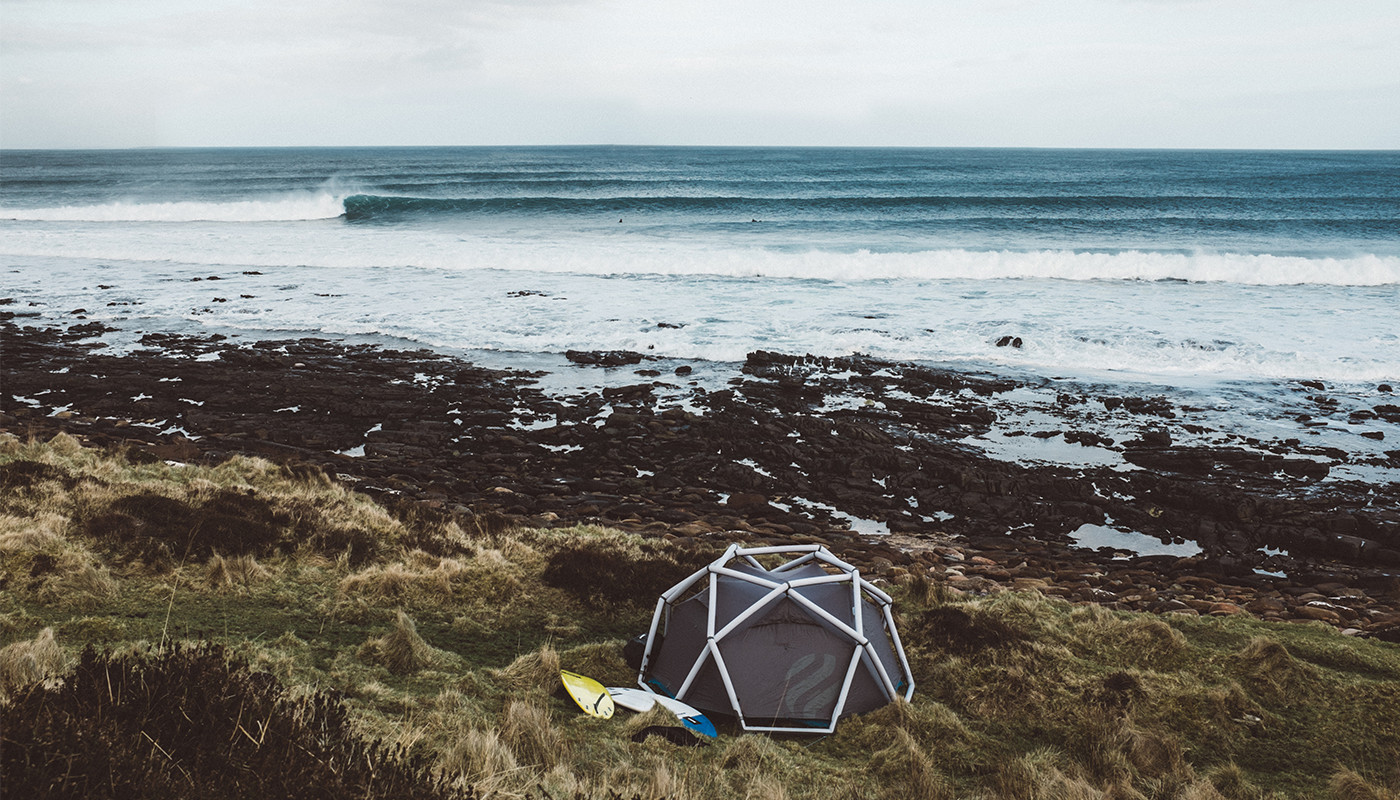Heimplanet Cave Best Inflatable Tent