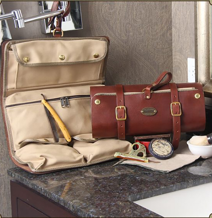 This Leather Dopp Kit From Col. Littleton Is The One You Need