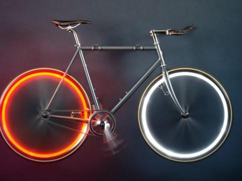 Arara Bike Lights Banner