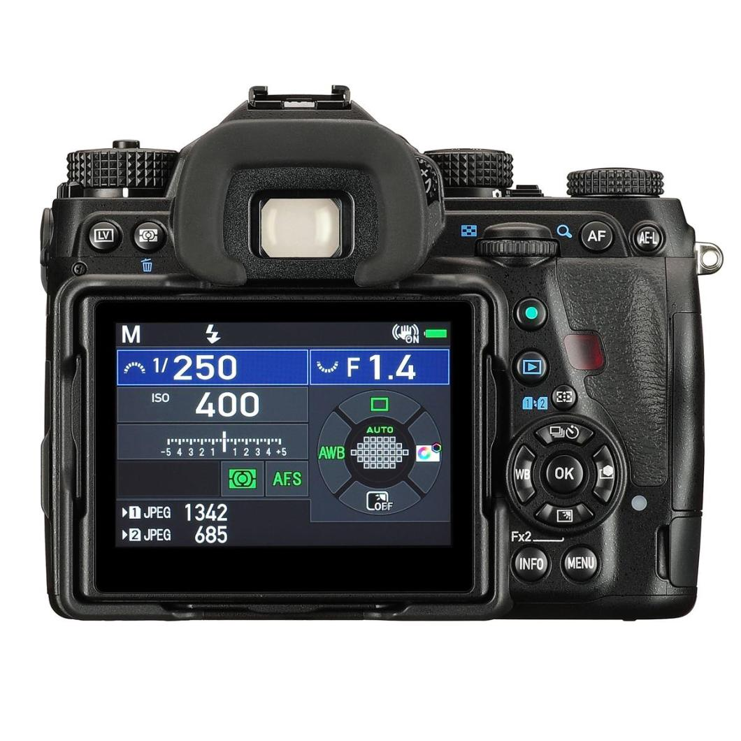 Trade In Your Pentax K-1 For the New K-1 Mark II For $550