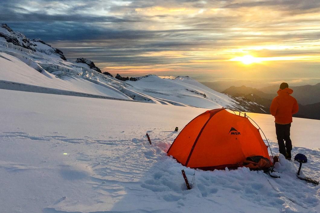 Msr Advance Pro 2: Ultra-Good Ultralight Tent For Alpine Conditions