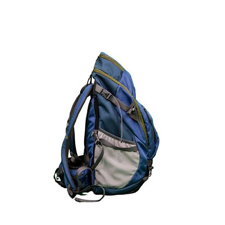 HackedPack: The Hammock Backpack Hybrid