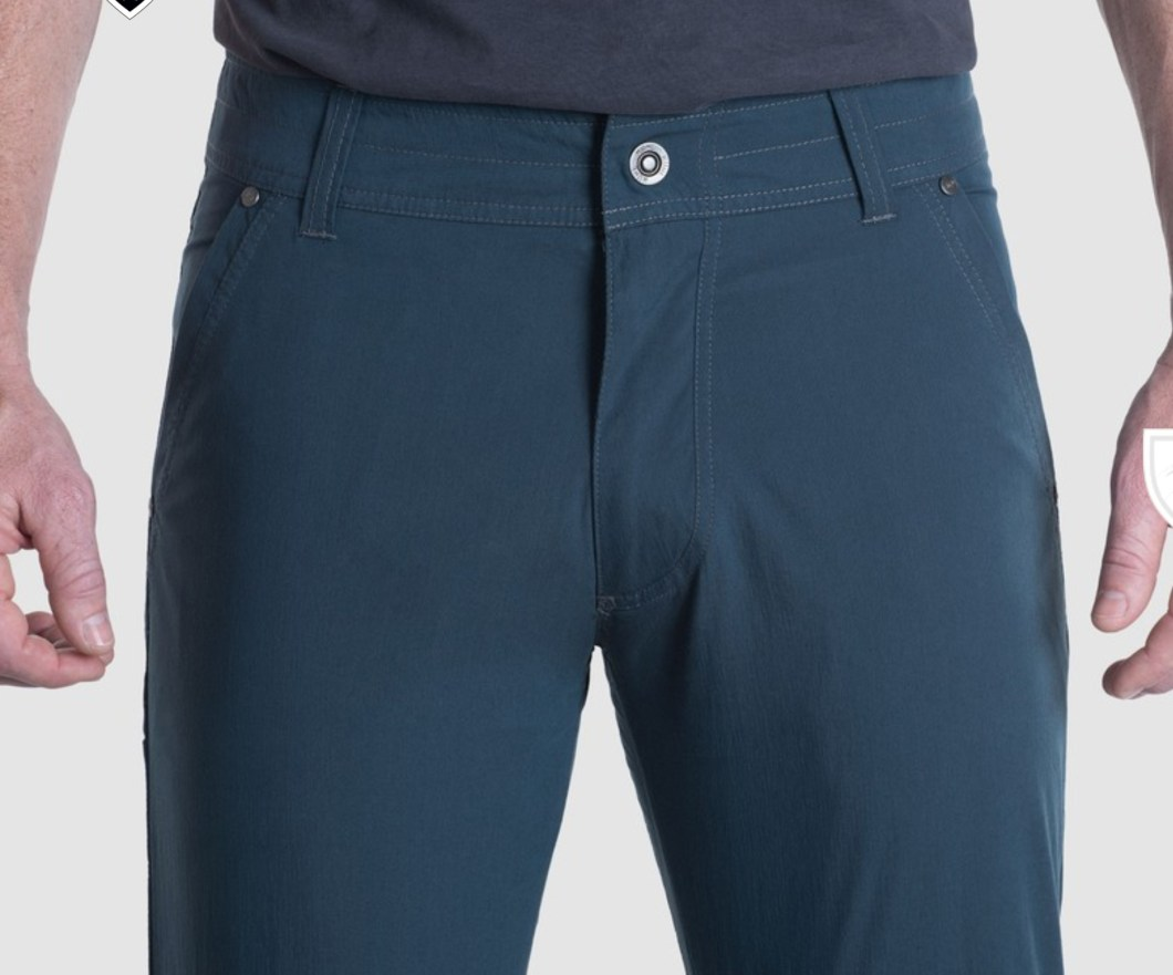 Kuhl Kontra: Lightweight Pants From The Maker Of The Original Articulated Pants