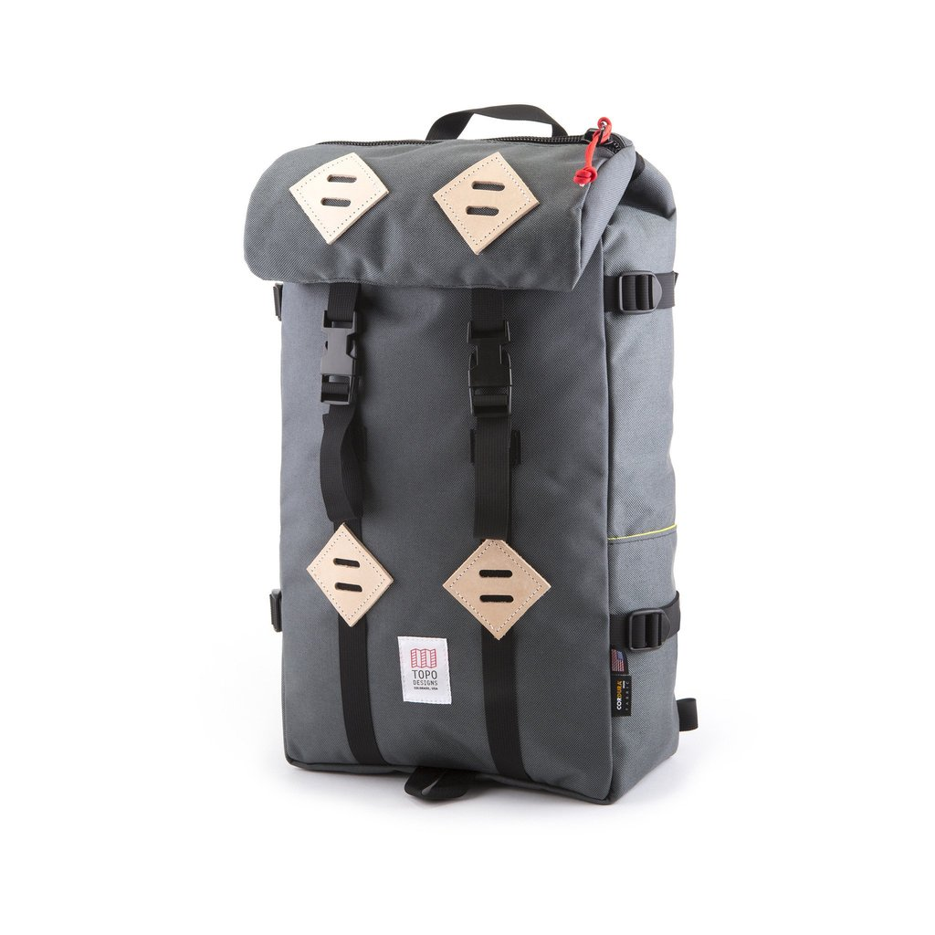 Topo Designs Klettersack: Travel Companion With Classic Mountain Design