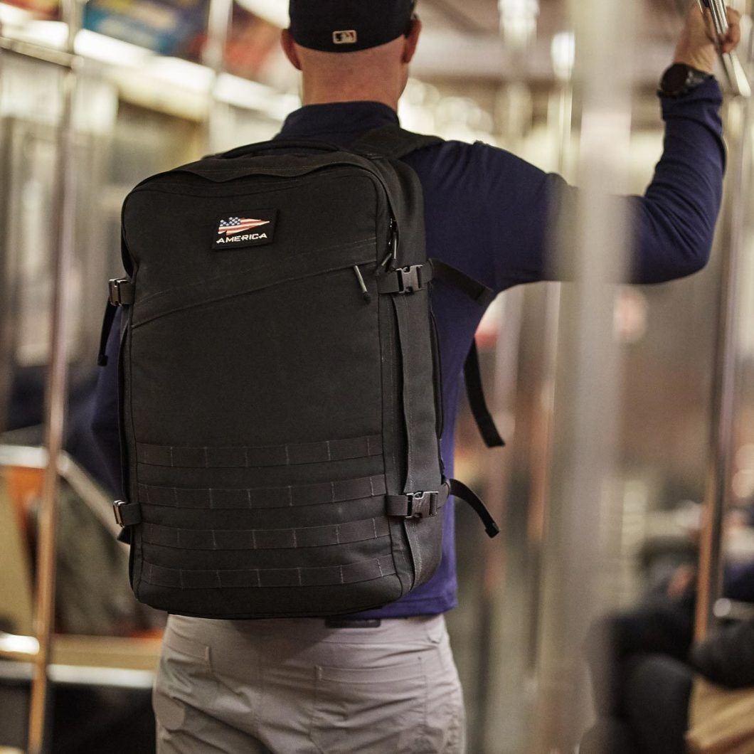 Take A Look At The All-New GoRuck GR3 – GoRuck's Biggest Bag Yet