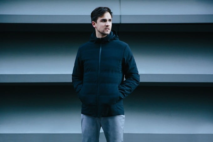 Ministry of Supply Mercury: The First Intelligent Heated Jacket
