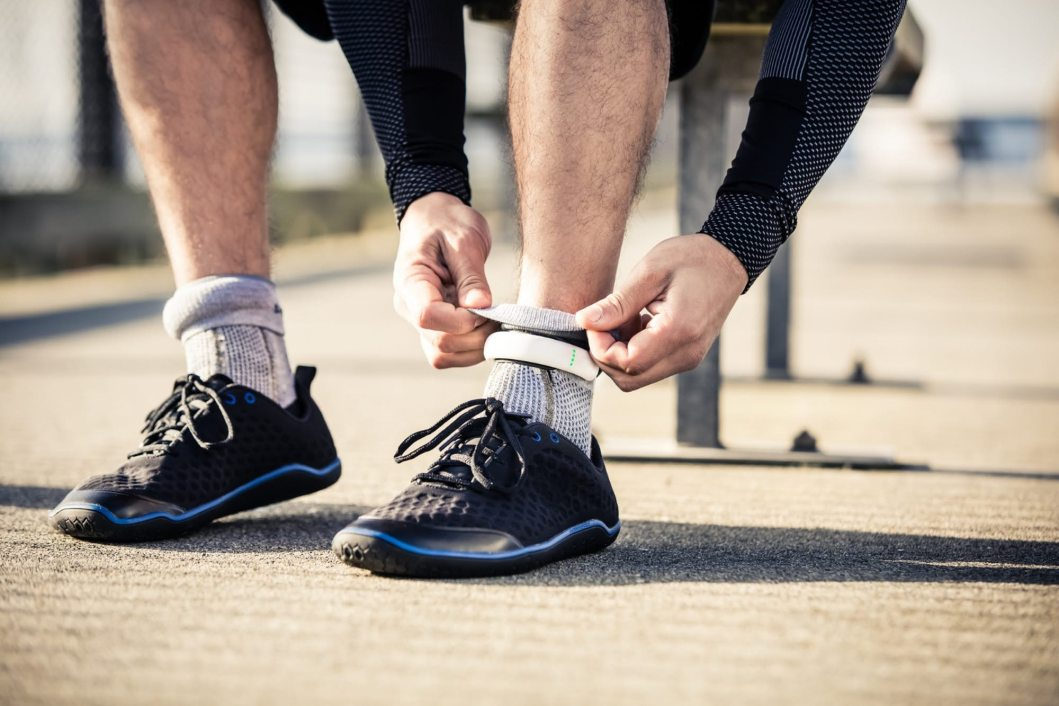 Sensoria Smart Running System: Smart Socks (and Shirt) With Integrated Sensors