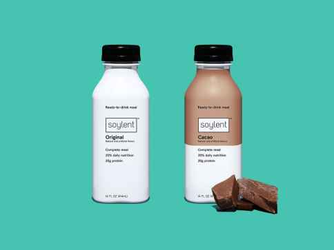 Soylent Meal Replacement Drinks