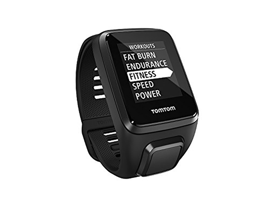 TomTom Spark 3 Cardio + Music: All-In-One Fitness Tracker With Music