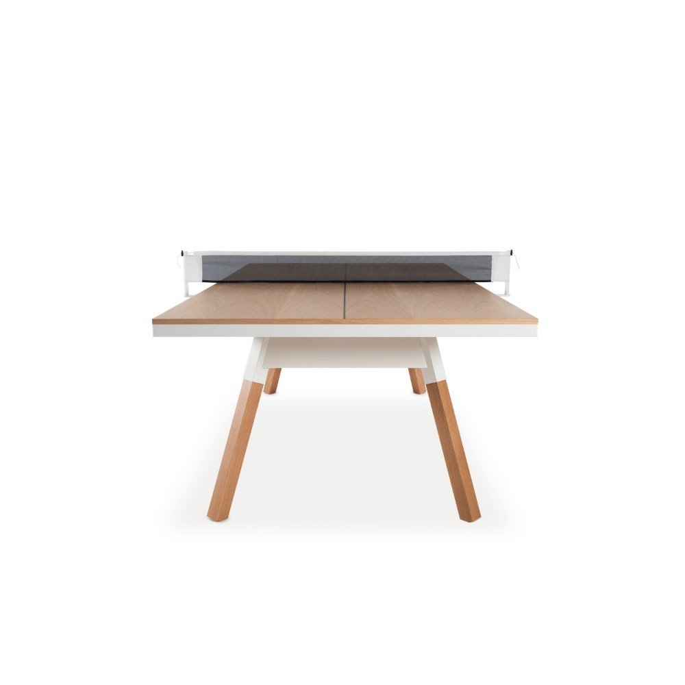 This Ping Pong Table From RS Barcelona Doubles As A Conference Table and Workstation