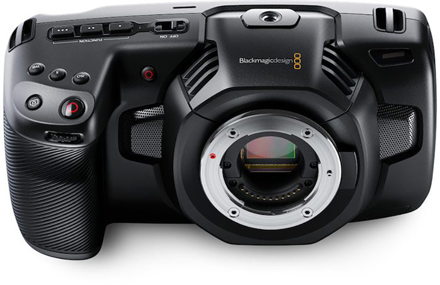 Black Magic Pocket Cinema Camera: 4k In Pocket-Sized Camera