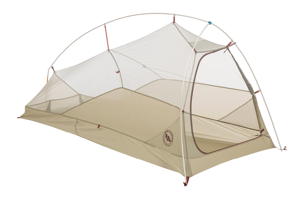 Big Agnes Fly Creek HV UL1 Tent: Lightest 1-Person Tent For 3-Season Backpacking?