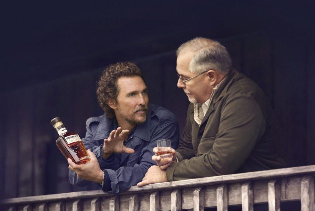 Longbranch Bourbon, Courtesy of Matthew McConaughey and Wild Turkey