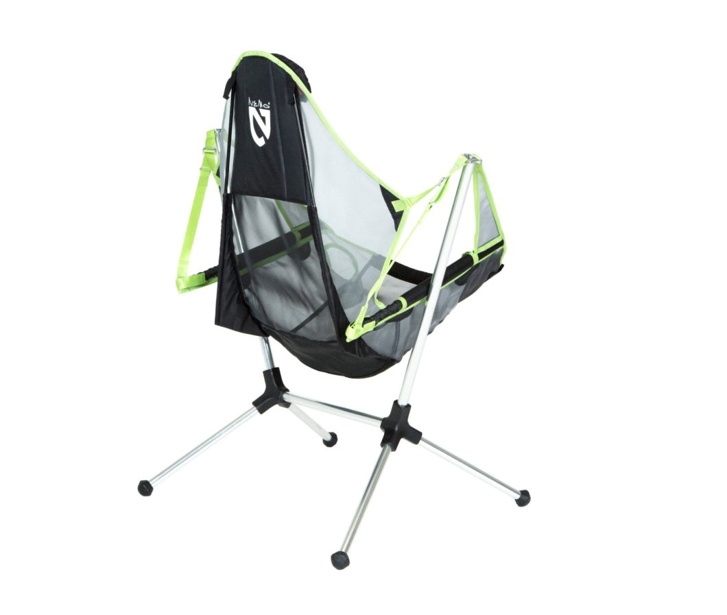 Stargaze in Style With The NEMO Stargate Recliner Luxury Camping Chair