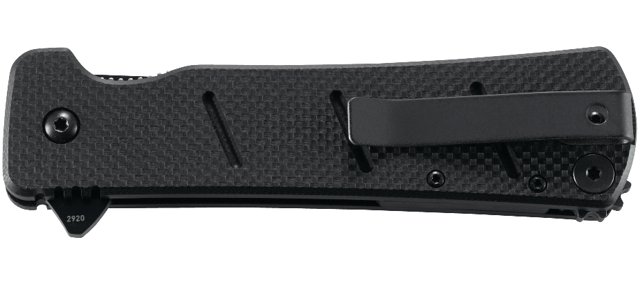 CRKT Goken: Elegant Liner Lock With Tanto Design