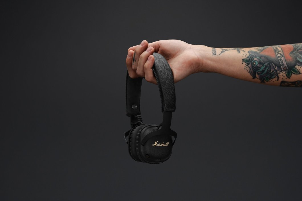 Check Out Marshall's New MID ANC Noise Cancelling Headphones