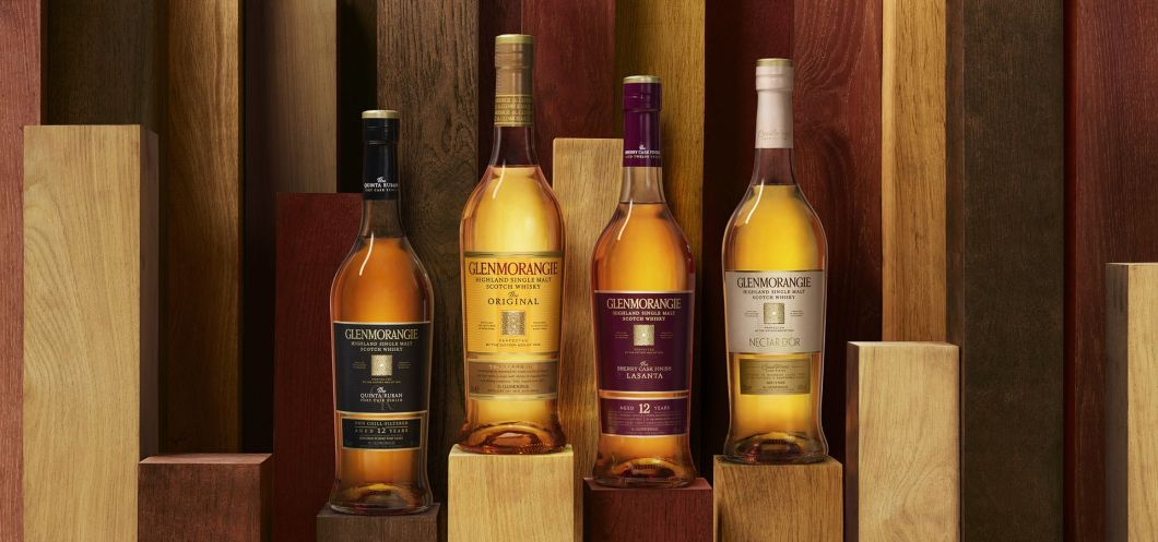 Glenmorangie The Original: Single Malt Whisky From The Tallest Stills in Scotland