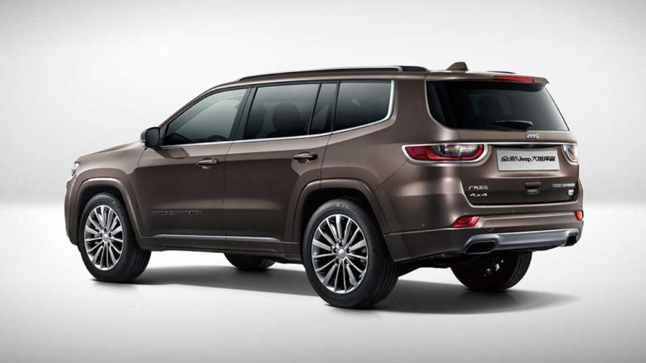 Jeep is Bringing Back the Commander SUV