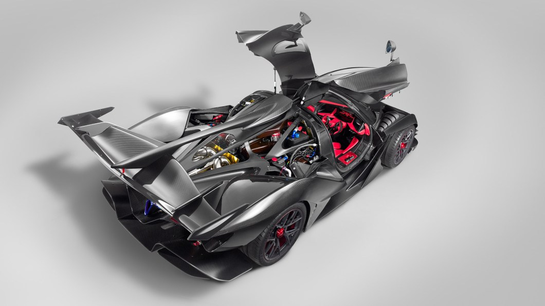 The Apollo IE Hypercar Promises An Intense Emotional Experience