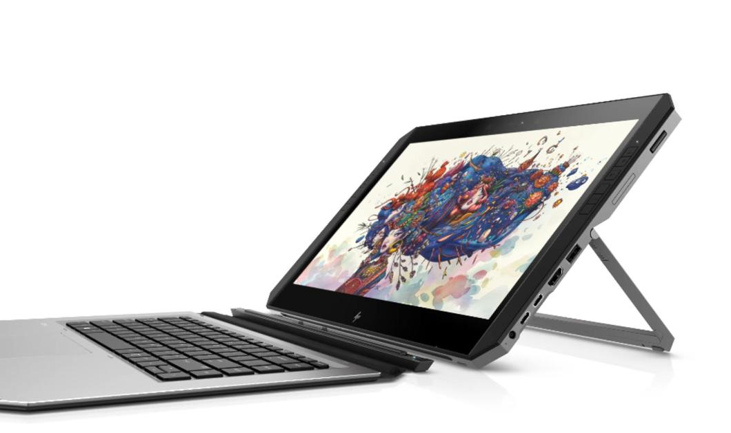 HP Wants You To Get This New ZBook x2 Detachable Workstation