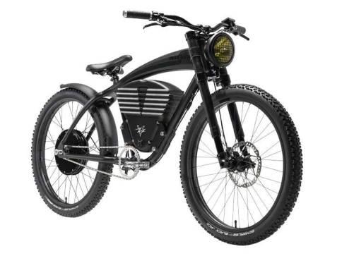 Vintage Electric Scrambler S E-Bike