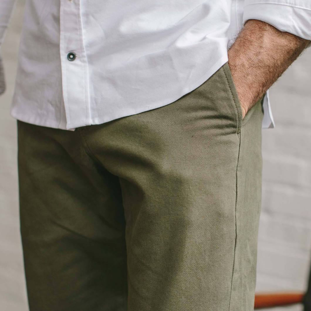 The Taylor Stitch Democratic Chino Is One Thick Pair of Cotton Pants