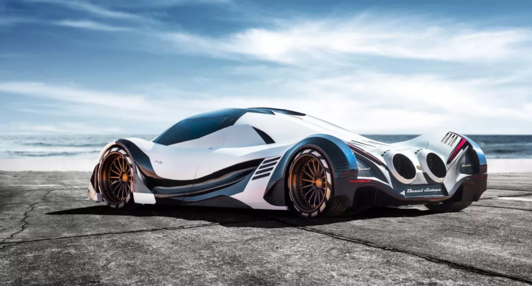 The Insane Devel Sixteen Boasts over 5000 Horsepower and 320 MPH