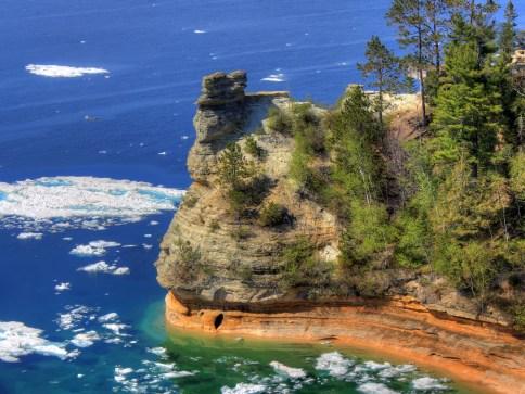 Pictured Rocks National Lakeshore - Summer Destination