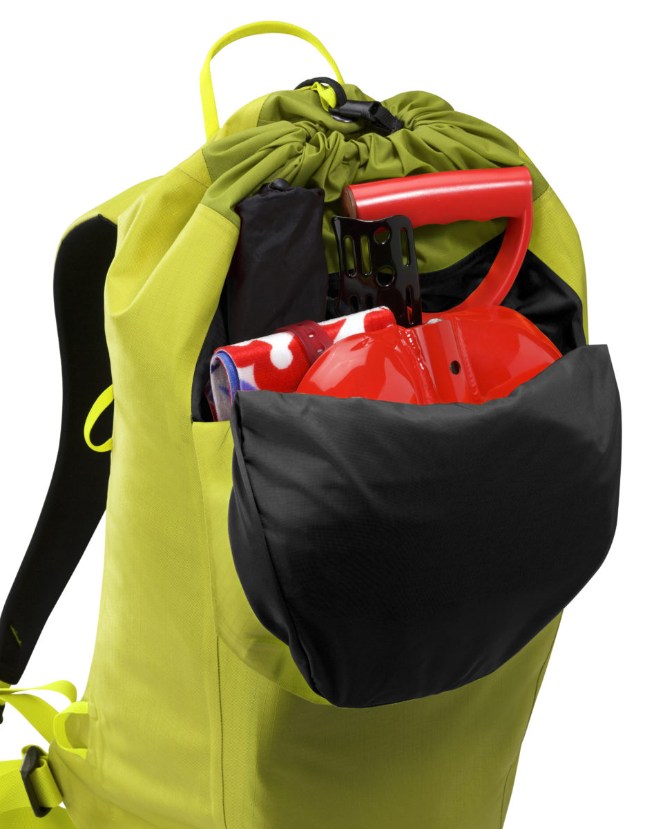 Arc'Teryx Alpha SK 32: Ultralight Pack With Ski Carry