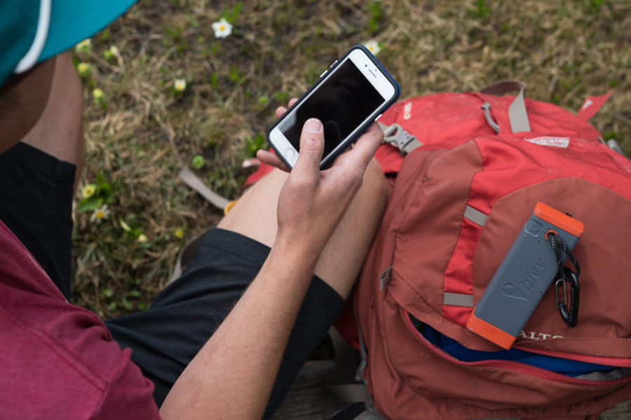 Bivystick: Satellite Communication For Cell Phones, Currently on Kickstarter