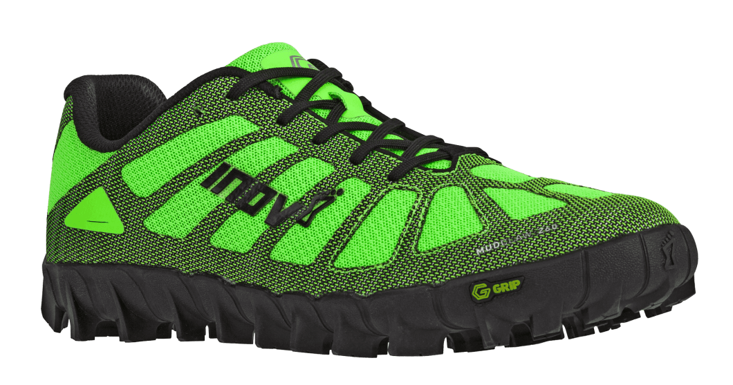 Inov-8 G Series Running Shoes Have Graphene-Rubber Soles