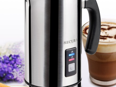 Secura Milk Frother 2