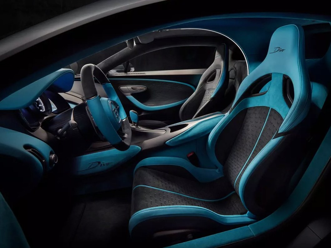 Hold Up. Bugatti is releasing another supercar – the Divo