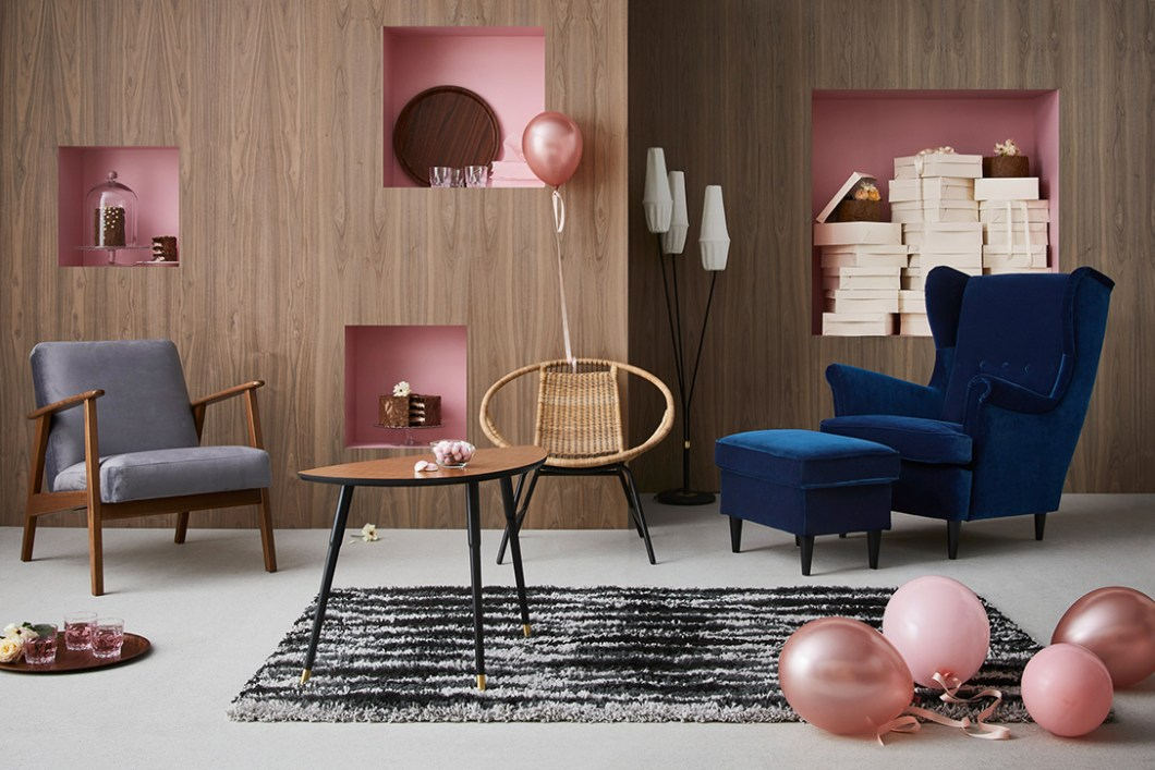 IKEA Is Launching a 75th Anniversary Collection With Some Throwback Pieces