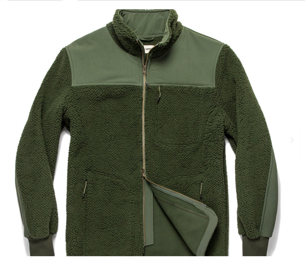 Fall's Here. Gear Up With The Truckee Jacket From Taylor Stitch