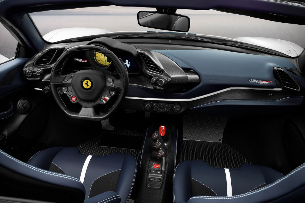 How Did We Almost Forget About The New Ferrari 488 Pista Spider?