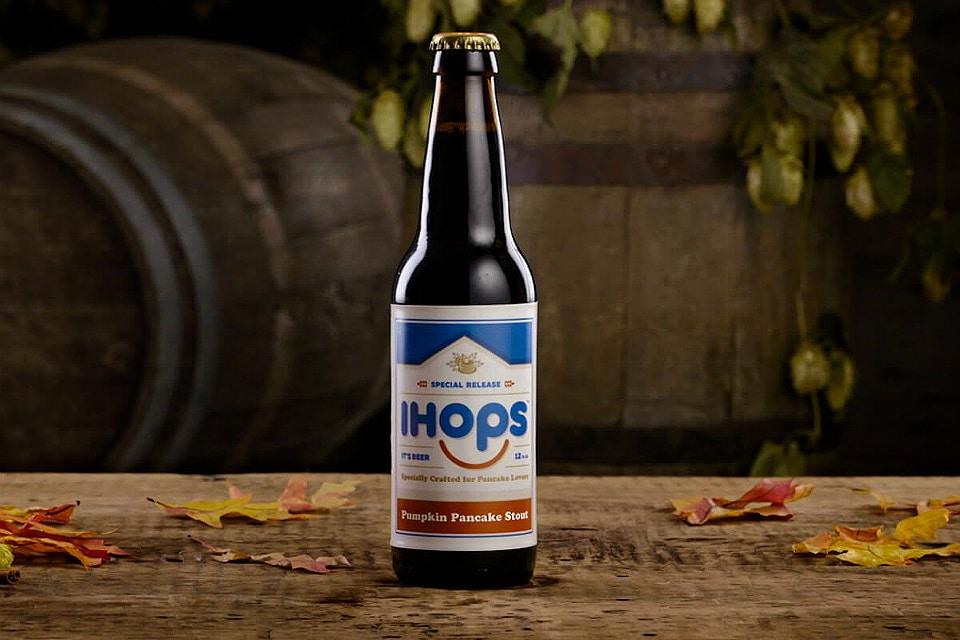 IHOP Now Makes Beer. Grab A Bottle of IHOPS Pumpkin Pancake Stout