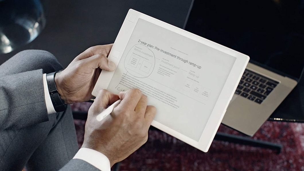 reMarkable Is A Tablet That Is Supposed To Feel Like Paper