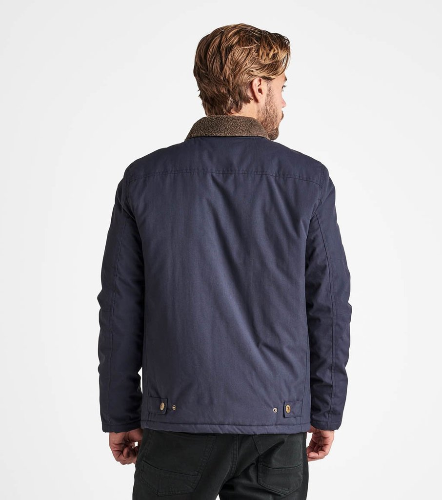 Roark Revival Axeman Jacket: Rugged Jacket For Warm Winter Style