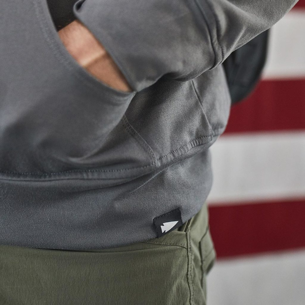 The New GoRuck Tough Hoodie Just Came Out