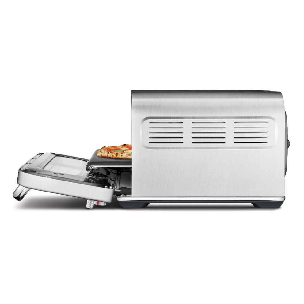 Make Fantastic Pizzas With The Breville Smart Oven Pizzaiolo